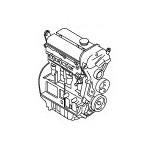 Двигатель и компонен